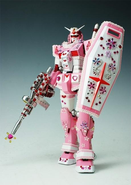 Pink-Gundam